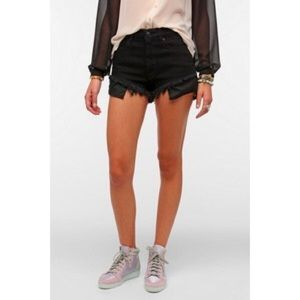 BDG urban outfitters Lou high rise shorts